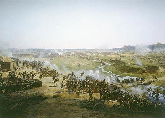FRAME II. Battle for Semenovskiy Ravine