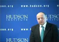 "Victor Suvorov Presents ""Chief Culprit"" at Hudson Institute"